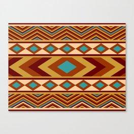 Southwestern Navajo Canvas Print