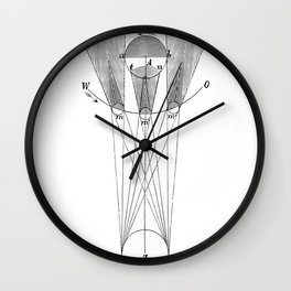 Solar phases Wall Clock