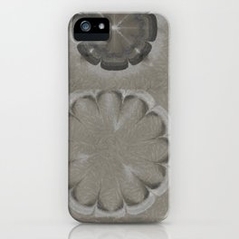 Untenableness Unveiled Flower  ID:16165-132836-04120 iPhone Case