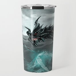 I am Alduin Travel Mug