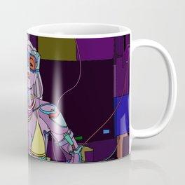 Gen Stefani 80s Cyberpunk singer Coffee Mug