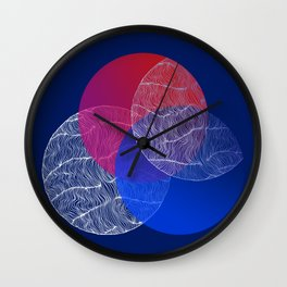 Smooth Light Wall Clock