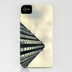 Beneath the St. Louis skyline. iPhone (4, 4s) Slim Case