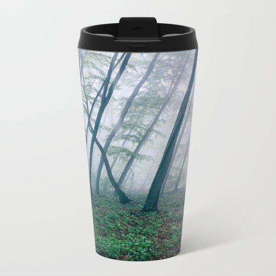 Sway Metal Travel Mug