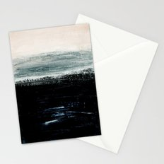 abstract minimalist landscape 3 Stationery Cards