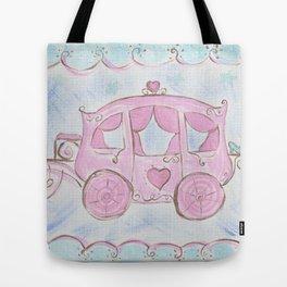 Your Carriage Awaits Tote Bag