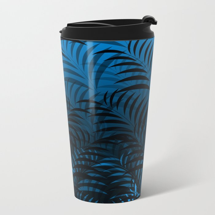 leaf..3 Metal Travel Mug
