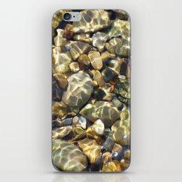 River Rocks iPhone Skin