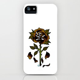 Hope Not iPhone Case
