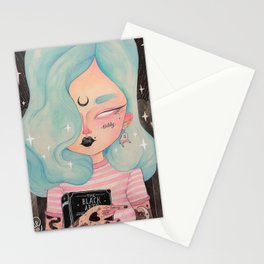 Sorcery Class Stationery Cards