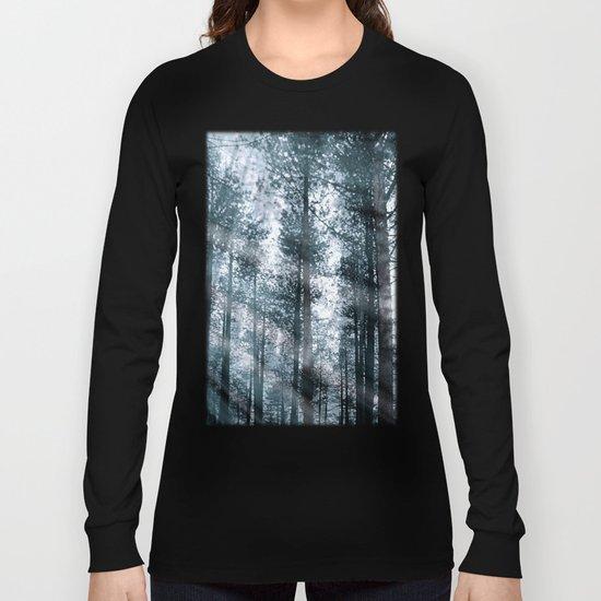 I Talk to the Trees... Long Sleeve T-shirt