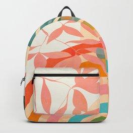 spring rainbow Backpack