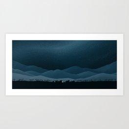 Bethlehem Art Print