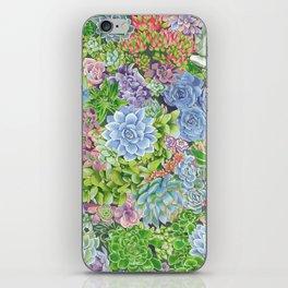 succulents! iPhone Skin