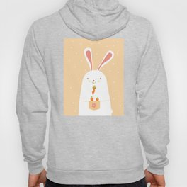 I promise nicely eat carrots. Hoody