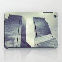 buildings iPad Cases featuring buildings by ALEXIS