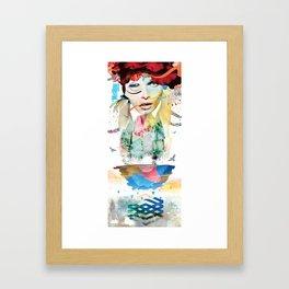 LA MACHINE #2 Framed Art Print