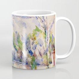 1902 - Paul Cezanne - Mont Sainte-Victoire Coffee Mug
