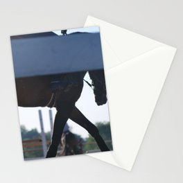 Horse Park 131 Stationery Cards