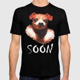 Manfred black T-shirt