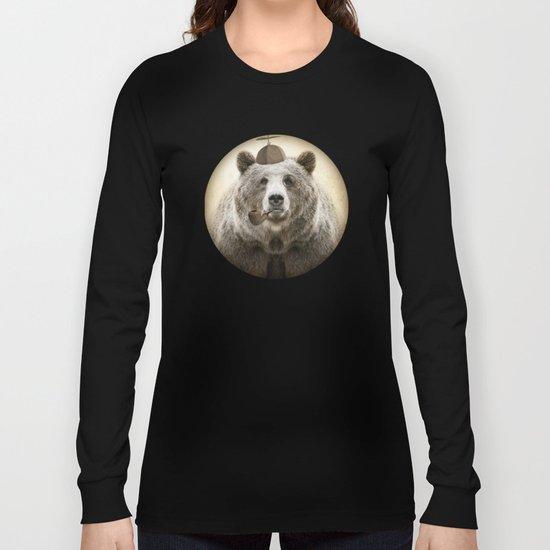 Bear Necessities Long Sleeve T-shirt