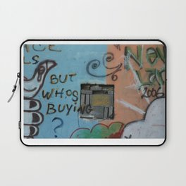 But whos Buying?  Laptop Sleeve
