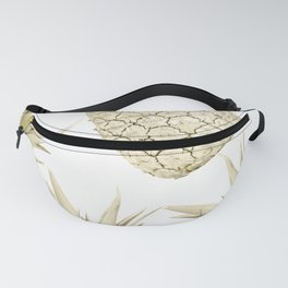 Gold Pineapple Party Fanny Pack