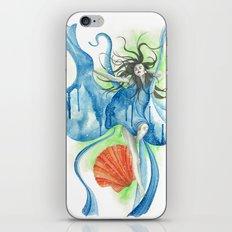Zodiac - Aquarius iPhone & iPod Skin