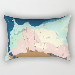 GET TO THE RIVER Rectangular Pillow