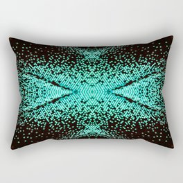 The Peacock Butterfly Rectangular Pillow
