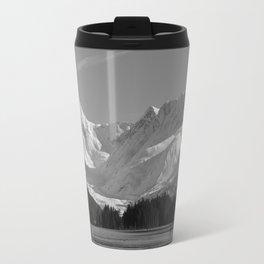 Alaskan Mts. ~ Mono II Travel Mug