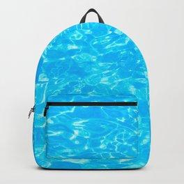 Water in pool Backpack