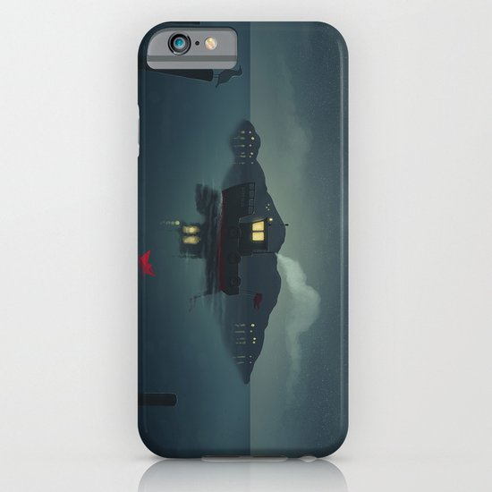 Ships In The Night iPhone & iPod Case