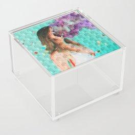 Dissociate Acrylic Box