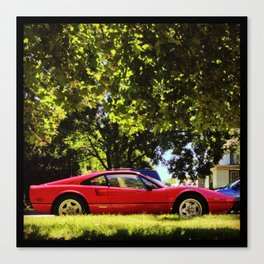 Ferrari 308 GTBi Canvas Print