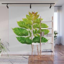 Leaf Wall Mural