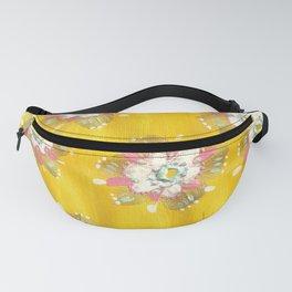 Lemon Rose Fanny Pack