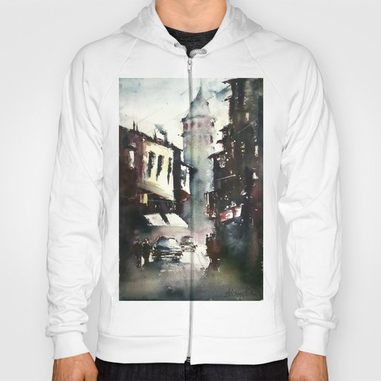 Galata Tower Hoody