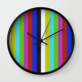 VCR Wall Clock