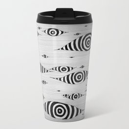 Mystic Yam Eyes Travel Mug