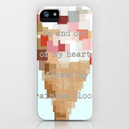 Lolita's Ice Cream iPhone Case