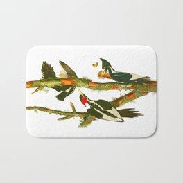 Ivory-billed Woodpecker Bath Mat