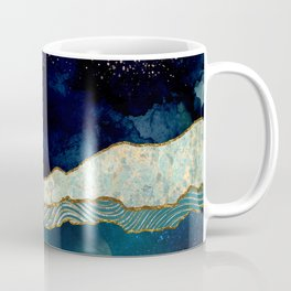 Indigo Sky Coffee Mug