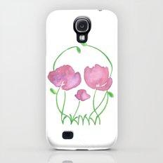 Tulip Skull Galaxy S4 Slim Case