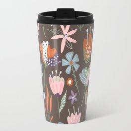 Little flowers Travel Mug