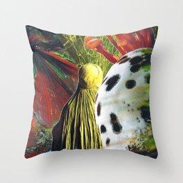 hideaway Throw Pillow