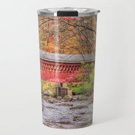 Nissitissit Covered Bridge Travel Mug