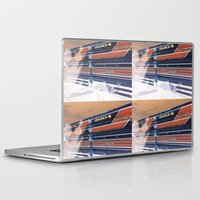 ford Laptop & iPad Skins featuring Ford by czossi