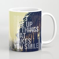 quotes Mugs featuring QUOTES by magdam