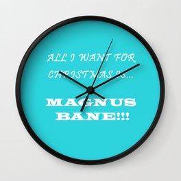 Magnus Wall Clock